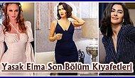 Yasak Elma'nın Son Bölümünde Ender, Yıldız, Şahika ve Cansu'nun Göz Kamaştıran Kıyafetleri