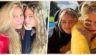 Ünlü Manken Heidi Klum'un Annesinin İzinden Giderek Gören Herkesi Büyüleyen 16 Yaşındaki Kızı: Leni Olumi Klum