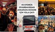 Vaka Sayısı 26 Bine Çıkarken AKP Kongresi İçin Tıklım Tıklım Yüzlerce Otobüs Kaldırılması Tepkilerin Odağında