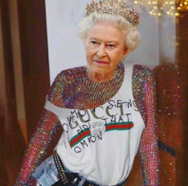 Queen Elizabeth'in yeğeni