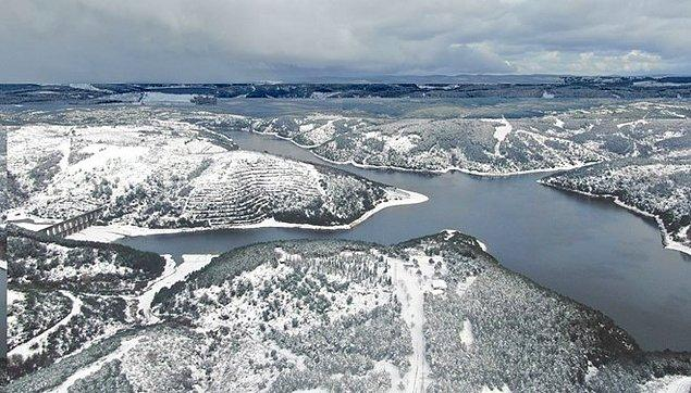 Üç Baraj Yüzde 70'i Geçti