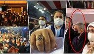 Gözden Kaçan Detaylar Burada! Sosyal Mesafesiz, Lebalep Dolu AKP Kongresinde Neler Yaşandı?