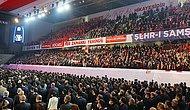 AKP'li Cahit Özkan: 'Kongrede Yatay Çekimden Dolayı Kalabalık İç İçe Gözüküyor'