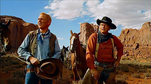 23. The Searchers (1956)