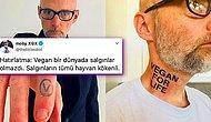 """Ünlü Sanatçı Moby'nin """"Vegan Olsak Salgın Olmazdı"""" İddiasına Türk Viroloğun Verdiği Bilimsel Yanıt"""