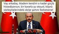Meclis Başkanı: 'Erdoğan İsterse, Avrupa İnsan Hakları Sözleşmesi'nden de Montrö'den de Çıkabilir'
