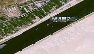 Haftalar Sürebilir: Süveyş Kanalı'nda Karaya Oturan Gemiyi Kurtarma Operasyonu Nasıl Yapılıyor?