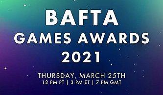 2021 BAFTA Oyun Ödülleri Sahiplerini Buldu