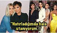 Kris Jenner'ın Kızı Khloe Kardashian'ın da Dahil Olduğu Yatak Odası İtirafını Duyunca Psikolojiniz Bozulacak!