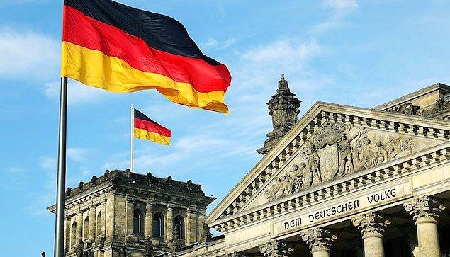 19. Almanya: 9,5 gün