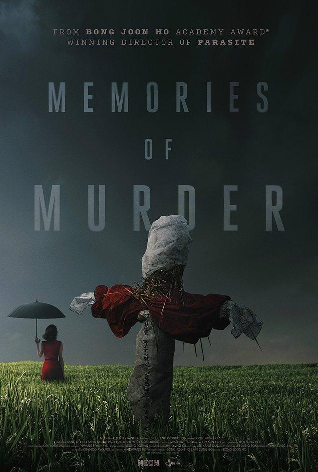 15. Memories of Murder