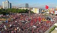 Anayasa Mahkemesi Gezi Parkına Katılan Memurlarla İlgili Kararı Verdi! İşte 6-7'lik Karar...