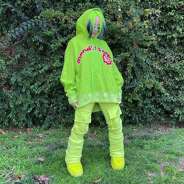 11. Parlak yeşil ve sarı tonları da yaz aylarına damga vuracak gibi.