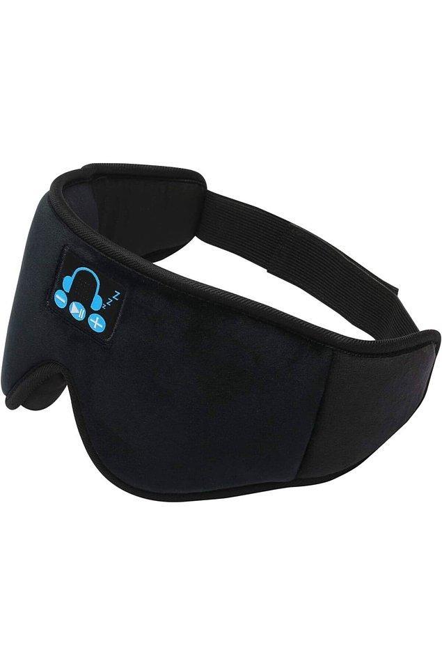 6. Bu meditasyon uyku maskesi mükemmel bir buluş.