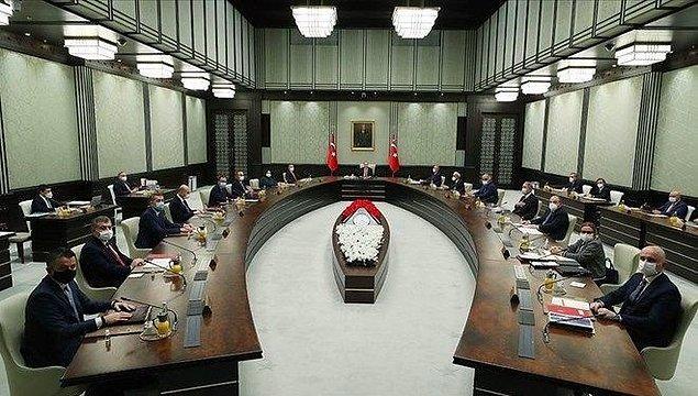 Erdoğan'ın açıklama yapması bekleniyor