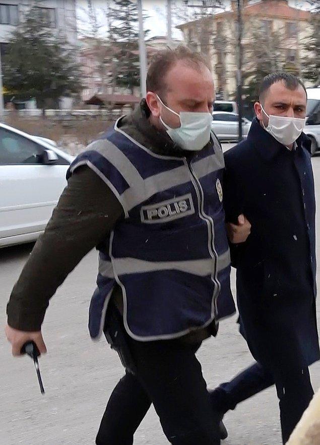 Şenel ve olaydan sonra çiğ köfteciye bira şişesi ile saldıran kardeşi, 2 Mart'ta tutuklanmıştı.