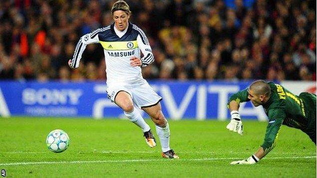 24 Nisan 2012 / Chelsea - Barcelona: 2-2