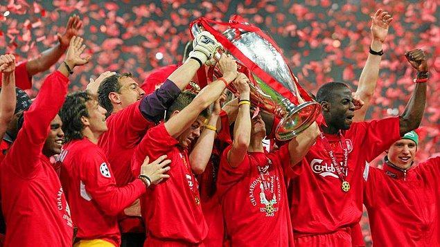 25 Mayıs 2005 / Milan - Liverpool: 3-3