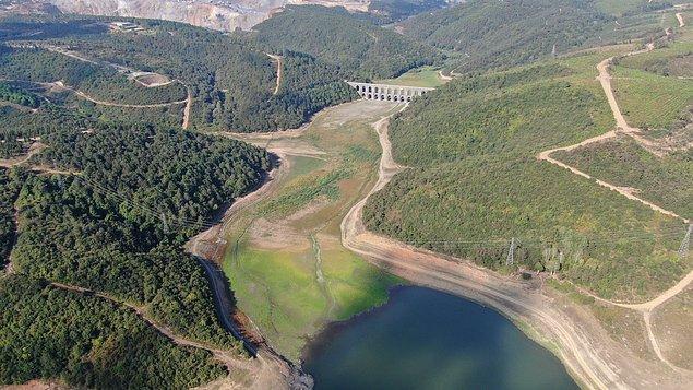 29 Mart İstanbul Baraj Doluluk Oranlarında Son Durum