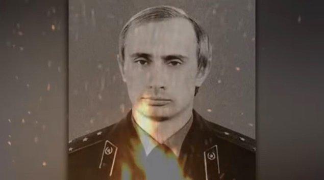 4. 9 Kasım 1989'da Berlin Duvarı yıkılırken gizli KGB dosyalarını Almanların eline geçmesini önlemek için yakıyordu.
