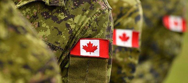 Kanada'dan destek geldi