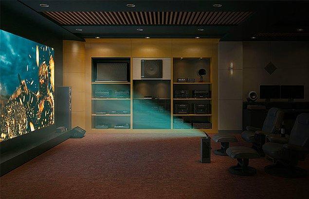 6. Son dönemlerde televizyon almak yerine projeksiyon cihazı almak da çok tercih ediliyor.