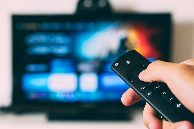 9. Akıllı TV'lerin en büyük yardımcısı akıllı kumandalar.