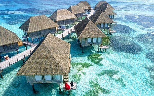 Maldivler!