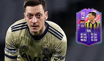 Fenerbahçe'nin Dünyaca Ünlü Futbolcusu Mesut Özil'in Özel Kartı FIFA 21'e eklendi
