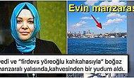 """Hilal Kaplan'ın Boğaz Manzaralı Yalısından Kaleme Aldığı """"AKP Üzerinden Rant Sağlayanlar"""" Yazısı Tepki Gördü"""