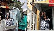Yıllardır Hapis Hayatı Yaşıyordu... Evin Girişine Asansör Yapıldı, 6 Yıl Sonra Dışarı Çıktı