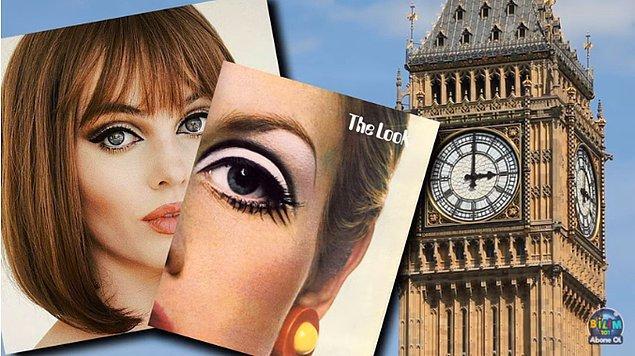 60'lı yıllarda makyajda gözler ön plana çıkıyor, kuyruklu eyeliner ve takma kirpikler hemen herkeste görülüyordu.