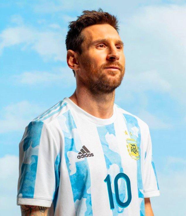 11. Lionel Messi - 695.000 Dolar