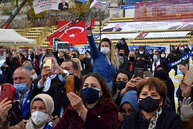 AKP kongreleri