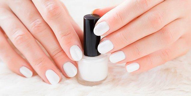 14. Masumiyetin rengi beyazı sürmeden önce şunlara dikkat edin...👇