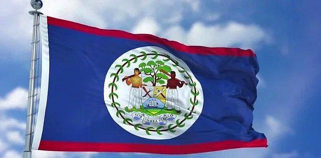 15. Belize bayrağında tam tamına 12 renk bulunuyor. Bu da onu dünyanın en fazla rengine sahip ülke bayrağı yapıyor!