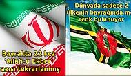 Suudi Arabistan'dan İsviçre'ye: Ülkelerin Bayrakları Hakkında 'Vay Be!' Dedirtecek 15 Şaşırtıcı Gerçek