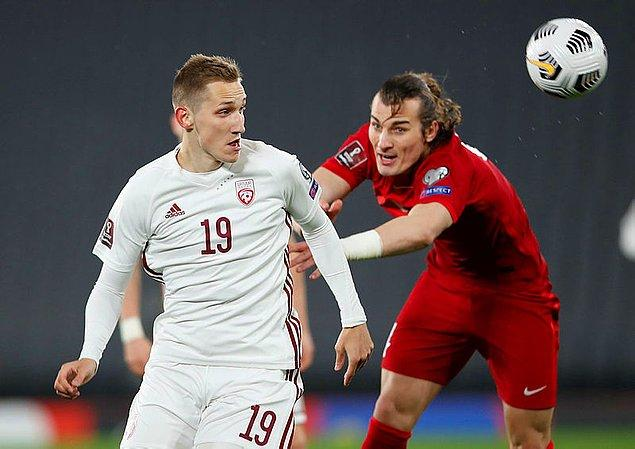 Türkiye, Letonya'yı en son 97 yıl önce yenmeye başardı...
