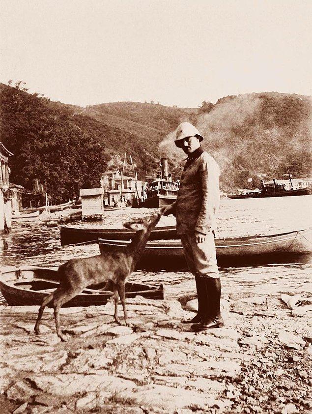 Balkan Savaşı'nın patlak vermesiyle tekrar orduya katılır Niyazi Bey ve savaştan sonra 17 Nisan 1913'te Arnavutluk'un Avlonya limanında İstanbul'a gitmek üzereyken...