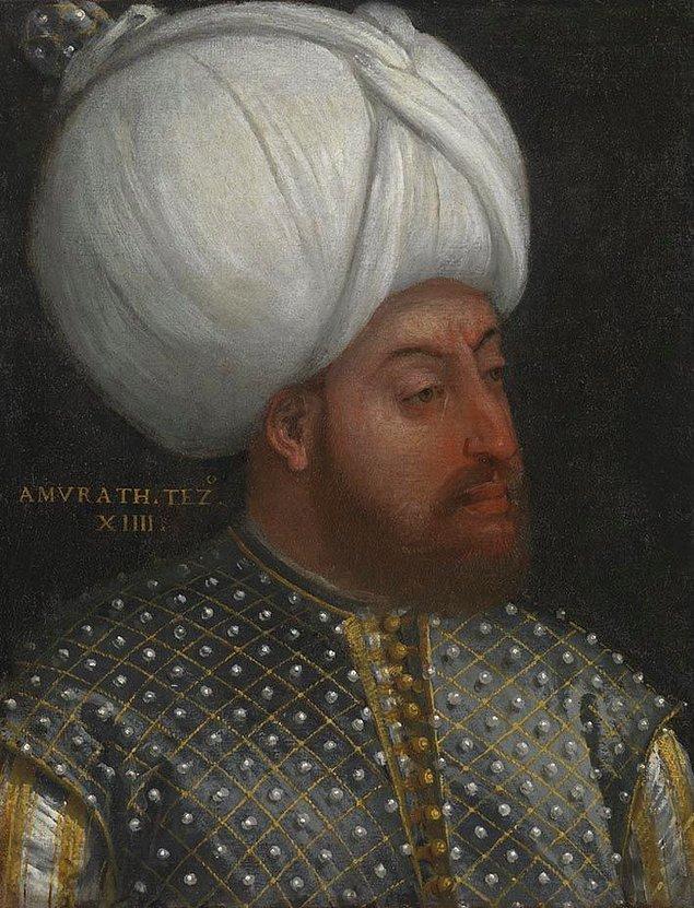 5. Fatih'ten sonra padişahlar arasında görülen portre yaptırma geleneğinde en dikkat çekenler Paolo Veronese tarafından yapılanlar.