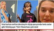 Demet Akalın'ın Kızı Hira'nın TikToker Özgür Balakar'a Binlerce Lira Göndermesine Gelen Komik Tepkiler