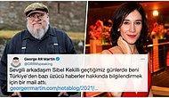Game of Thrones'un Yazarı Martin, Sibel Kekili'den Duyduklarının Ardından İstanbul Sözleşmesi Hakkında Konuştu