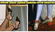 Buna İnanamayacaksınız! Topuklu Ayakkabının Erkeklerden Kadınlara Geçiş Süreci