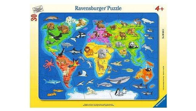 21. Çocuklarınız hem hayvanları hem de onların yaşadığı yerleri tanısın.