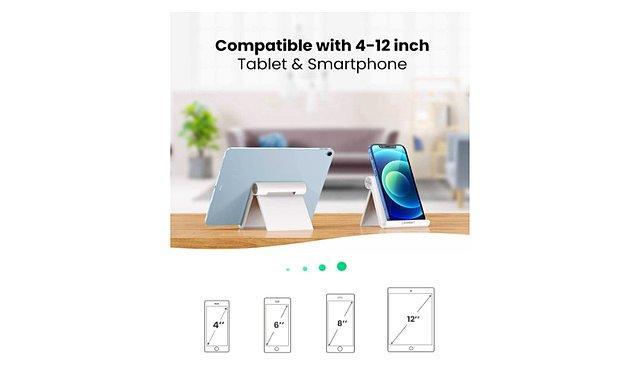 5. Peki masanızda telefon ve tableti sabit bir yere koymakta zorlanıyor musunuz?