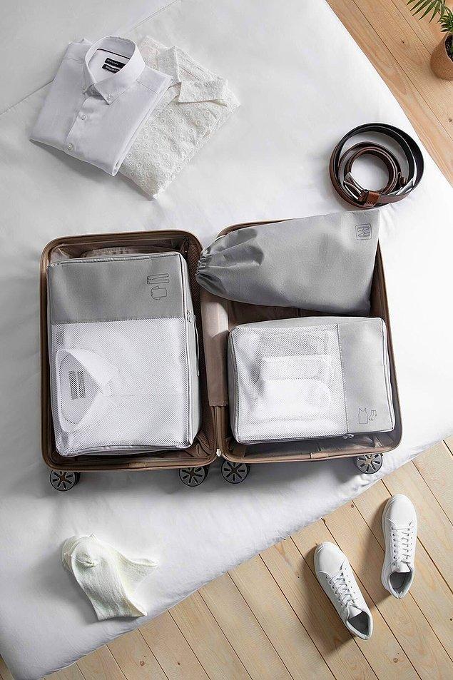 15. Bavul hazırlamayı beceremeyenlerden misiniz?