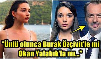 Hekimoğlu Dizisinde Oynayan Damla Colbay'ın 10 Yıl Önce Okan Yalabık ile İlgili Attığı Tweet Ortaya Çıktı