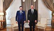 Karabağ Zaferinin Başrolündeydi: Cumhurbaşkanı İlham Aliyev, Selçuk Bayraktar'a Madalya Taktı