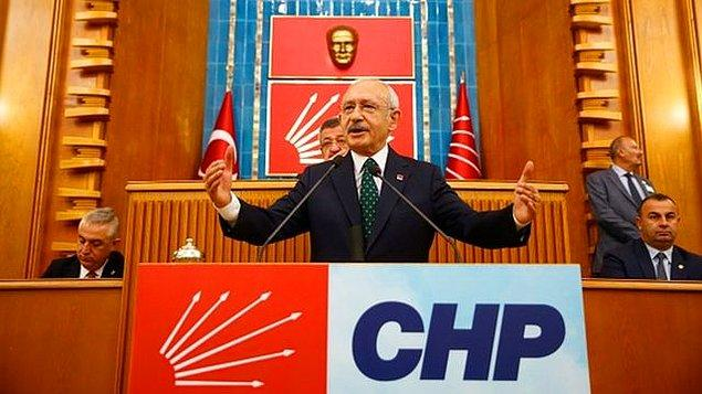 """CHP yönetimi bozguncudur"""
