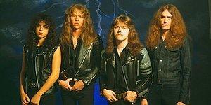 Gitarda Çalman İçin Sana En Uygun Metallica Şarkısını Söylüyoruz!